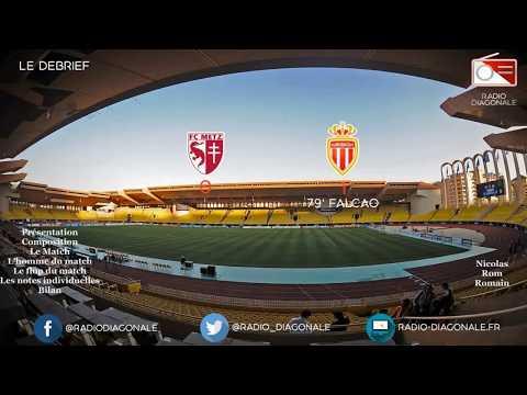Le Débrief - Ligue 1 - J3 Metz/Monaco