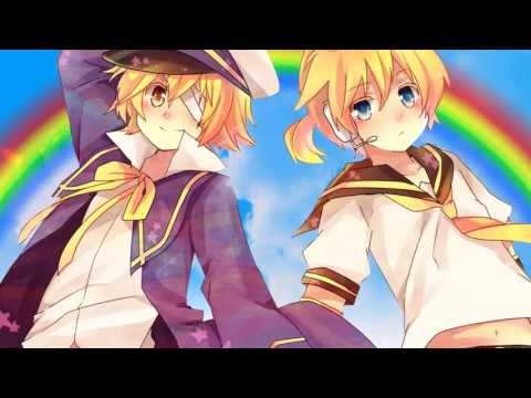 Oliver & Len 『Reverse Rainbow』 VOCALOIDカバー  【Thanks For 100 Subs!】