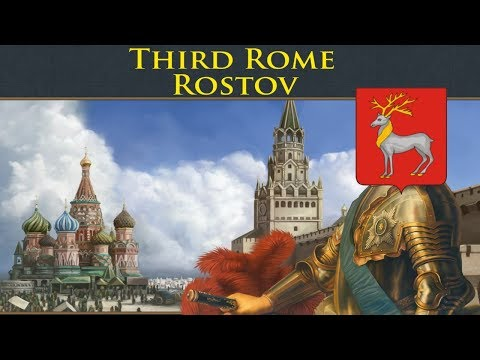 Rostov END - Final Boss Fight v Ottomans
