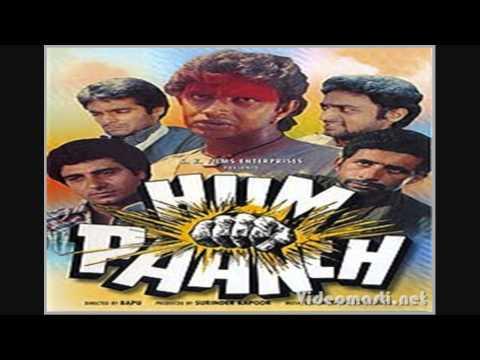 Aayiye Meherban Yeh Dil Hai  Hum Paanch 1980) Full Song HD