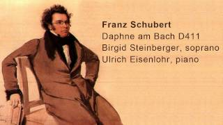Schubert   Daphne am Bach, D411