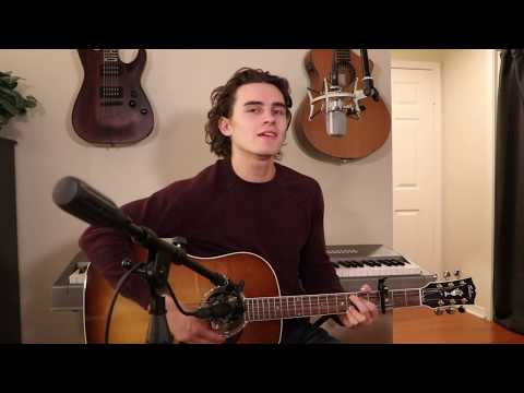 """Michael Johnston   John Mayer - """"Love On The Weekend"""" Cover"""