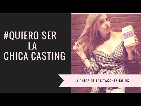 Soy Mariana Morgan y QuieroSerChicaCasting  Casting Crème Gloss de L'Oréal París