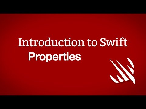 Introduction to Swift: Properties thumbnail