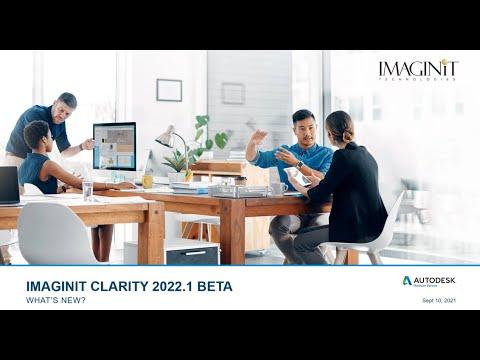 Sneak Peek  Clarity 2022.1