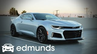 2018 Chevrolet Camaro ZL1 Model Review