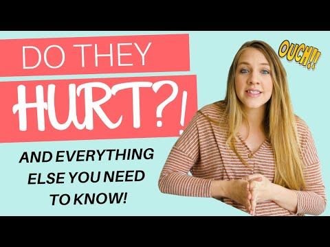 What Do BRAXTON HICKS Feel Like?! The Difference Between Braxton Hicks VS Real Contractions!