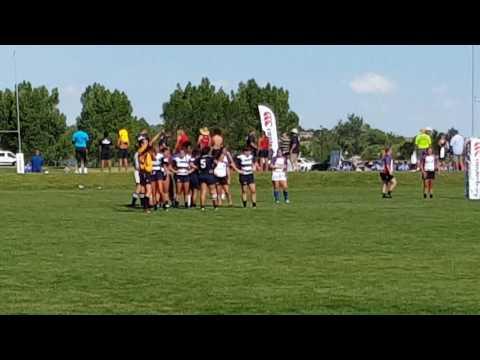 Colorado vs. Utah Women's Regional Rugby Tournament