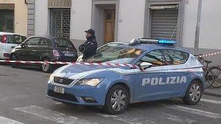 Floransa'da bomba imha uzmanı ağır yaralandı