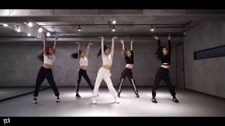ITZY(있지)  - 달라달라(DALLA DALLA) 안무 거울모드(Mirrored Dance Practice)