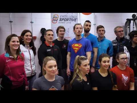 Excellence sportive Québec-Lévis - CREM  Québec