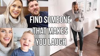 FIND SOMEONE THAT MAKES YOU LAUGH | DITL DATE WITH MY HUSBAND, PAMPER TIME AND LUNCH IDEAS AD