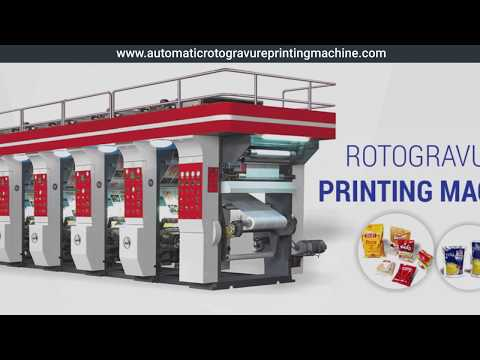 Rotogravure Printing Plant-GK Rototech, Rotogravure Printing Machine Manufacturer