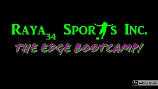 The Edge Bootcamp: Goal Setting