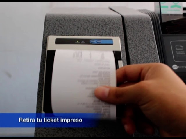 ¿Cómo re-imprimo un ticket?