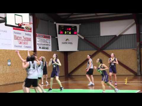 Oxley Girls 1st v Basketball Motivational Video