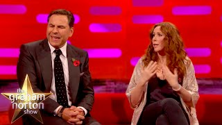 Catherine Tate Wets Herself In The Nativity - The Graham Norton Show