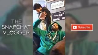 Parmish Verma with besties Latest Snapchat ✴ ...
