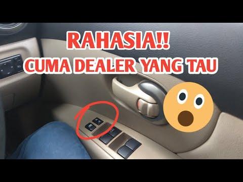 Cara Mengaktifkan / Nonaktifkan Fitur Autolock Nissan Grand Livina