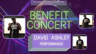 "David Ashley ""My Funny Valentine"": LFOA, Inc. 2021 Benefit Concert"