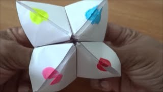 how-to-make-a-paper-fortune-teller