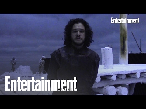 Game Of Thrones' Stars Reveal Who They Want To Fight | Entertainment Weekly