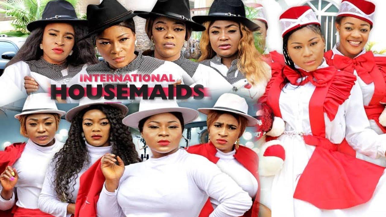 Download INTERNATIONAL HOUSEMAID SEASON 9 {NEW HIT MOVIE} -EVE ESIN|DESTINY ETIKO|2020 LATEST NOLLYWOOD MOVIE