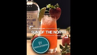 Sun of the North Cocktail Recipe