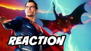 Justice League Reaction NO SPOILERS - Superman, Batman, The Flash, Wonder Woman