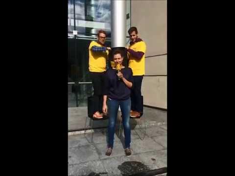 Isabella Canavals Ice Bucket Challenge