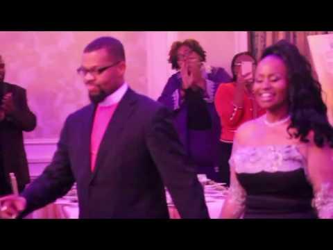 Bishop David Grant Ordination of a Bishop  Banquet