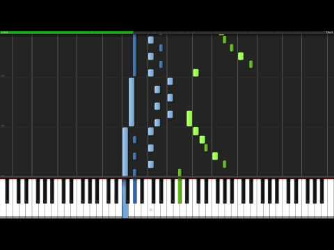 Sonata No. 17 in B-flat Major 1st Movement - Wolfgang Amadeus Mozart [Piano Tutorial] (Synthesia)