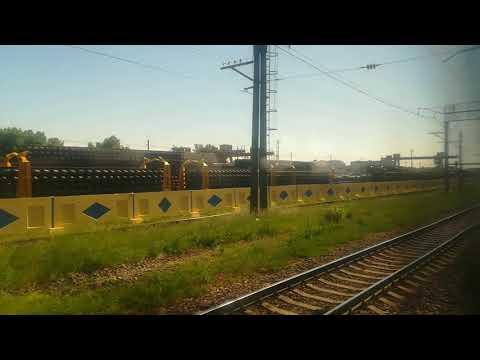 Прибытие на Станицию Брест-Центральный