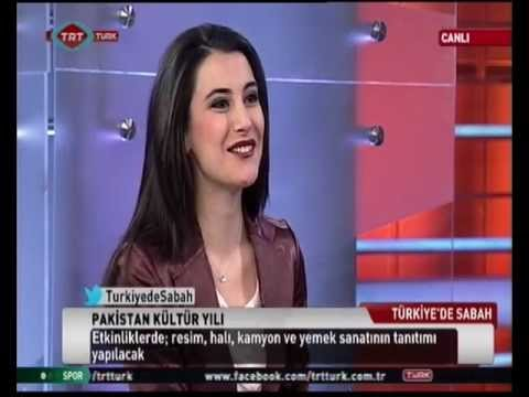 TURKIYEDE SABAH PAKISTAN BUYUKELCISI 25 MART - Morning in Tu