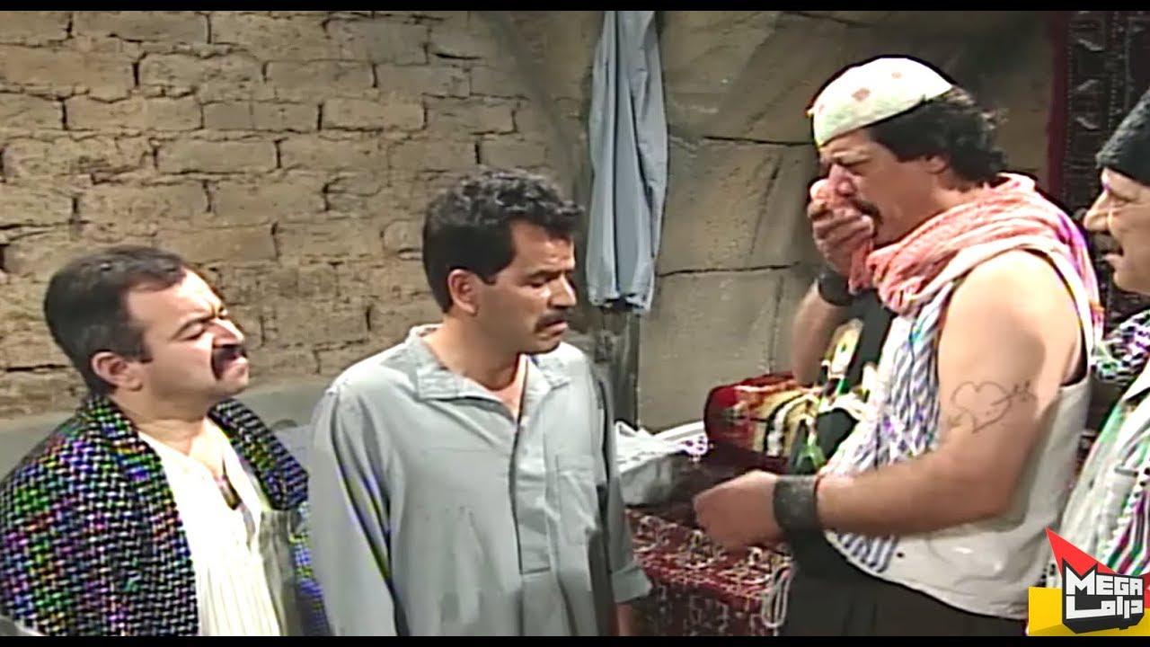 ابو عنتر عاقب السجين لانو من سنه ما تحمم - عوده غوار