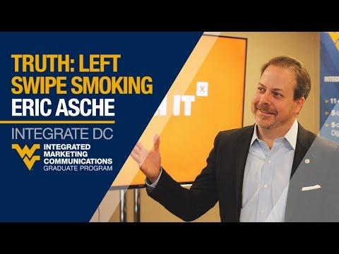 Eric Asche of the Truth Initiative - INTEGRATE DC.