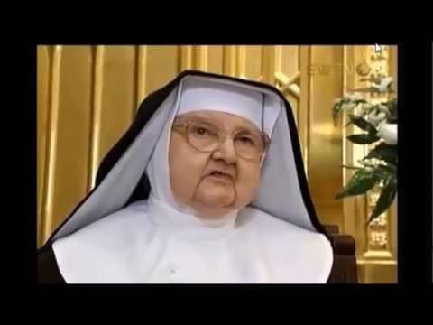 The Holy Rosary. The Sorrowful Mysteries led by Mother Angelica, to pray on Tuesday and Friday.