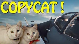 COPYCAT! - This is my video! + Capcom