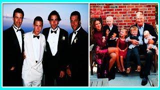 Братья Болдуин Алек, Дэниел, Уильям и Стивен-Четыре Брата, Покорившие Голливуд. Семьи Клана Болдуин