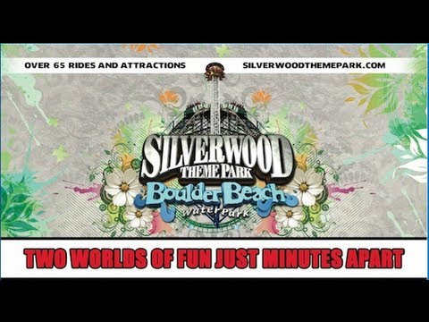 Silverwood Theme Park: Spincycle, Tremors and Hotel Packages