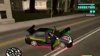 GTA San Andreas Ultimate Xtreme Gameplay