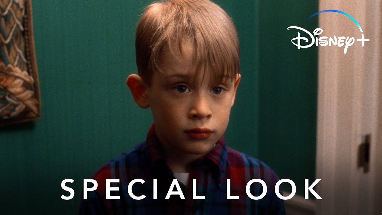 Download Home Alone Special Look   Disney+