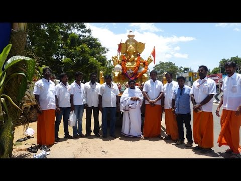 VIDEO VINAYAGAR CHATHURTHI 2014 Area VADAVALLI,City COIMBATORE,State tamilnadu,Country INDIA