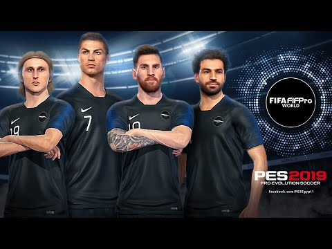 Option File FIFA fifpro world PES2019 PS4 - Видео с YouTube на