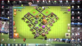 Clash of clans no pc com Freddy