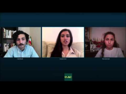 Roundtable, September 12, 2015: Iranian American Youth & Rouhani's Rights Record