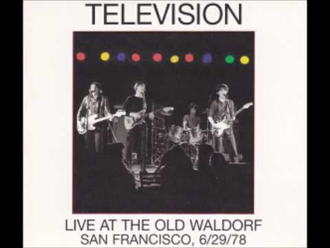 Television - Ain't That Nothin'  (Live SF 78)