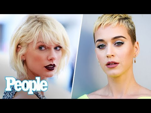 Taylor Swift & Katy Perry Feud Lives On:...