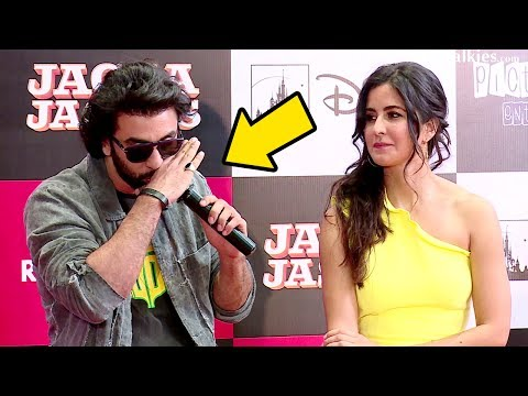 Ranbir Kapoor Shows His Hidden Talent In Front Of Katrina Kaif
