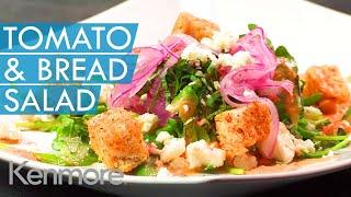Tomatoes & Bread Salad W/ Nick Stellino